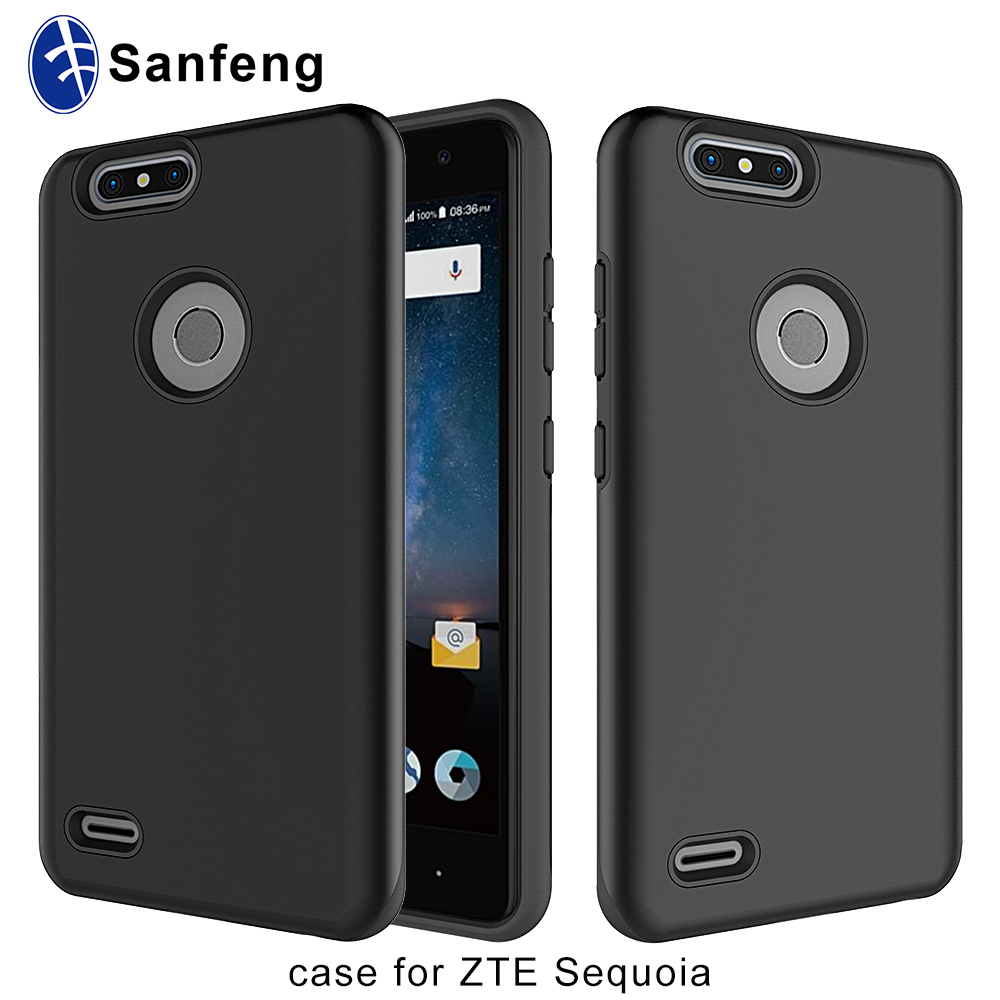 For ZTE Blade Z MAX ZTE ZMAX PRO 2 Sequoia Case Full Protective Cover, View  For ZTE Blade Z MAX Case, ODM/OEM Product Details from Foshan Sanfeng Cell