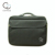 Black customized multi pockets emergency medical bag for doctor first aid shoulder bag with removable clear inner pockets case