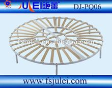 Round Shape Folding Home Bed Frame