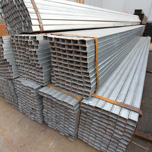 china supplier rhs galvanised rectangular steel tube/pipe