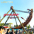 CE Certificate Amusement Park Rides Manufacturer Pirate Ship Ride