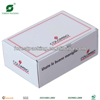 CARDBOARD CARTON BOX FOR PICTURE FRAME PACKAGING