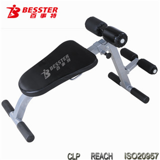 Best Js-005cd Ab Back With Mini Bench Second Hand Gym Equipment Ab ...