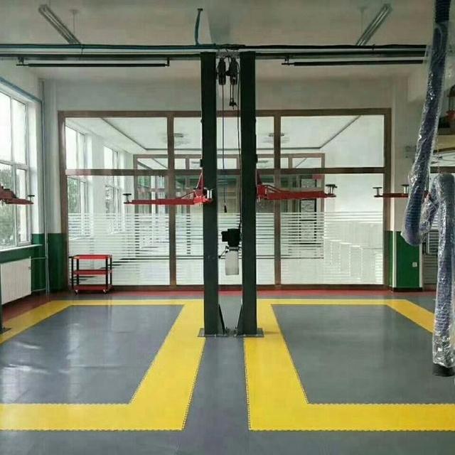 GARAGE//ATELIER//Entrepôt /& Gym PVC Interlocking Heavy Duty Industrial carrelage
