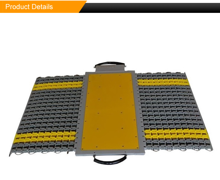 New product wheel weigh pad 30T portable smart statically axle weighing