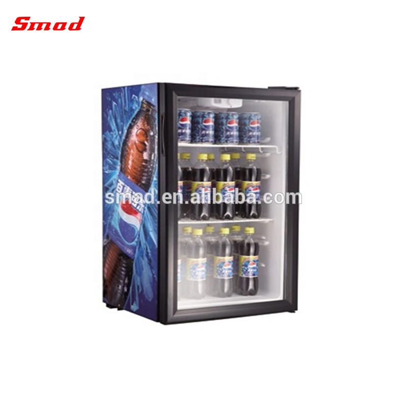 Super Monster Energy Drink Display Fridge Energy Drink Cooler Mini BO-79
