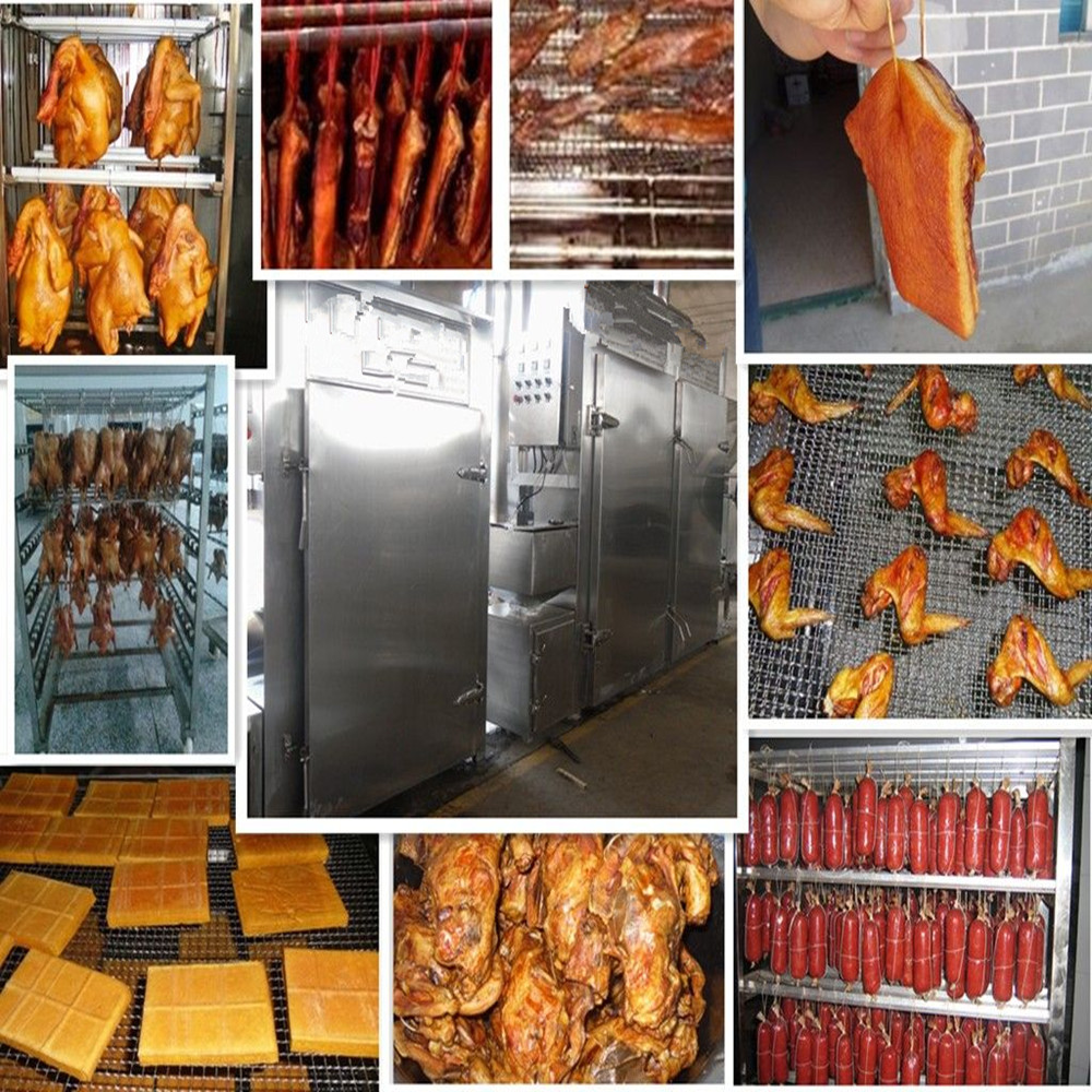 Stainless Steel Electric industrial smokehouse