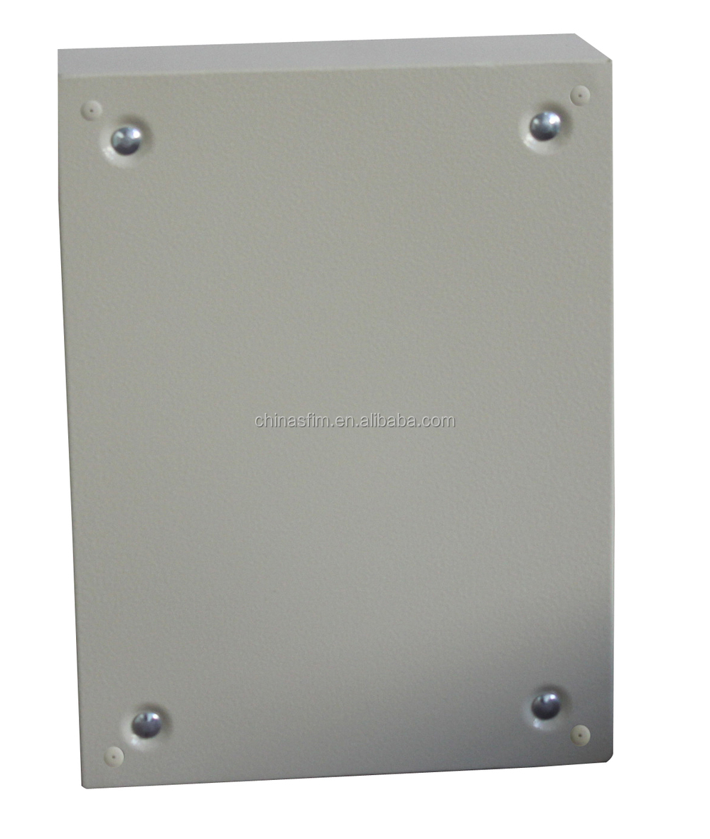 TIBOX Low voltage distribution control box housing steel wall ...