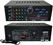 Rumah Tangga Gigi Biru EQ Equalizer Profesional MOSFET Outdoor <span class=keywords><strong>Power</strong></span> <span class=keywords><strong>Amplifier</strong></span>