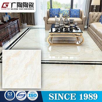 Living Room Polished Porcelain Ceramic Non Slip Homogeneous Hall ...