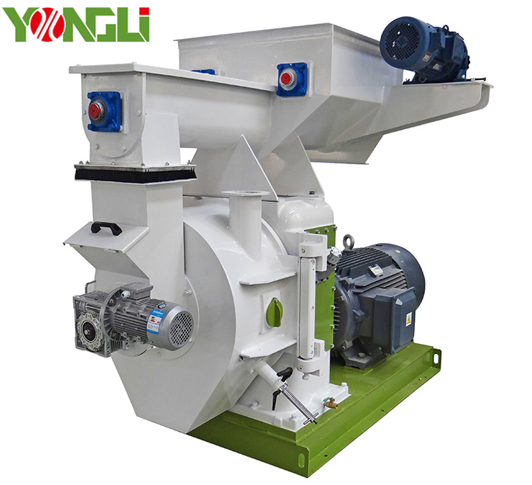 5-6 t/h CE Hoge kwaliteit Pellet machine wood pellet mill/Hout pellet machine