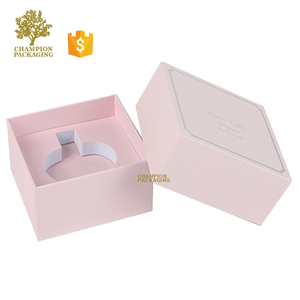 Small Perfume Bottle Box Making in hat boxes style