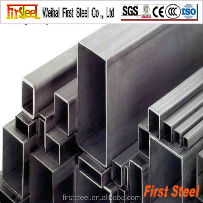 Good Quality Rectangular Steel Pipe for Building Material