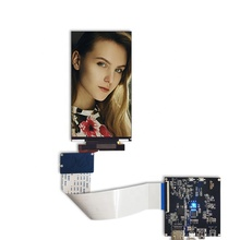 60pin Display Hdmi Naar Mipi Hoge Resolutie 806 Ppi 5.5 Inch 4K 2160X3840 Lcd Module H546UAN01.0 Model