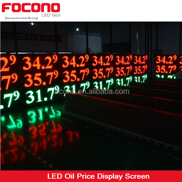 Gas Station Price Boards, Gas Station Price Boards Suppliers And  Manufacturers At Alibaba.com