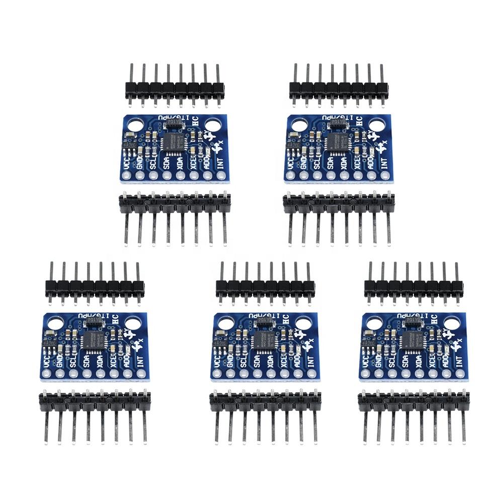10 pieces Accelerometers 2.6V Digital SPI//I2C