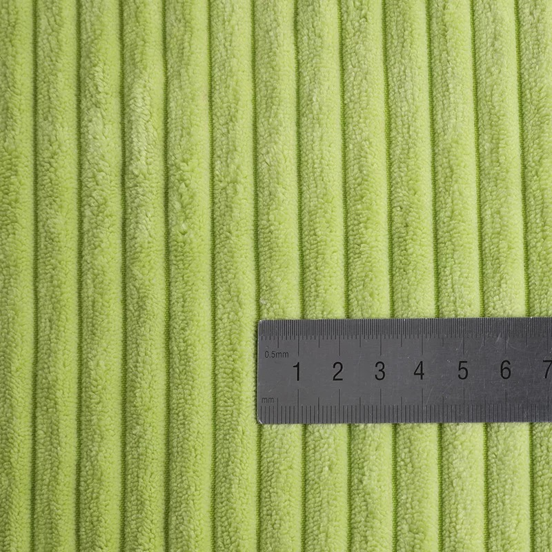 Waterdicht Polyester Corduroy 2.5 Wale Stof