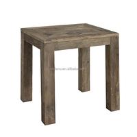 FN-6741 vintage furniture kitchen solid wood dining room table
