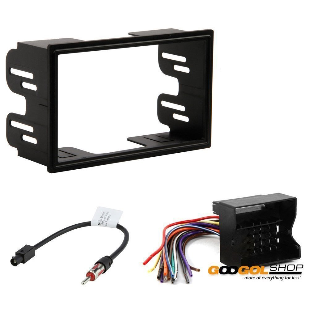Cheap Garmin Double Din Find Deals On Line At Wiring Harness Get Quotations Volkswagen 1999 2002 Passat W Factory Radio Car Stereo Dash