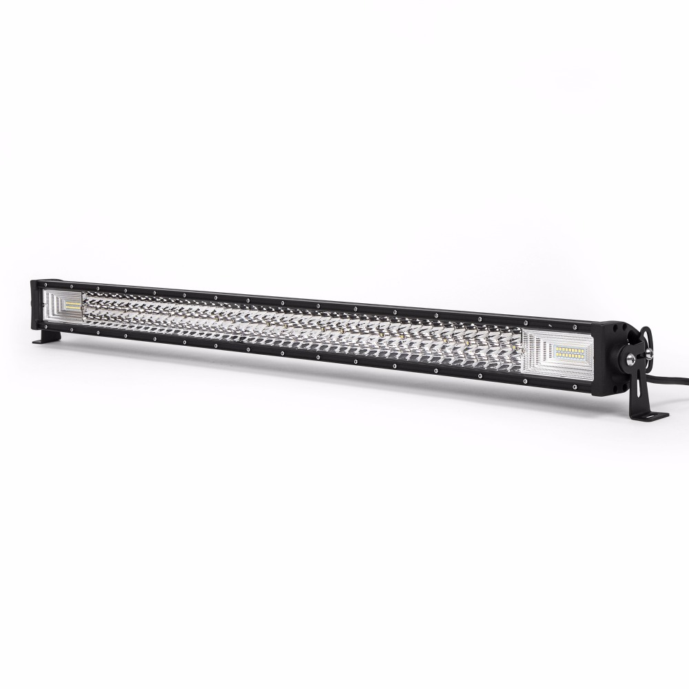 "HLE New arrival hanma led light bar 41.5 inch 42"" tri row 270w led bar lights"
