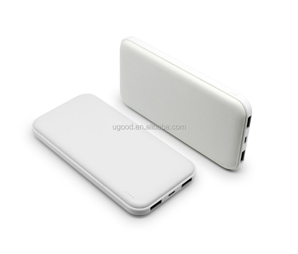 Portable power bank 10000mAh consumer electronics,OEM smartphone power bank new product 2016