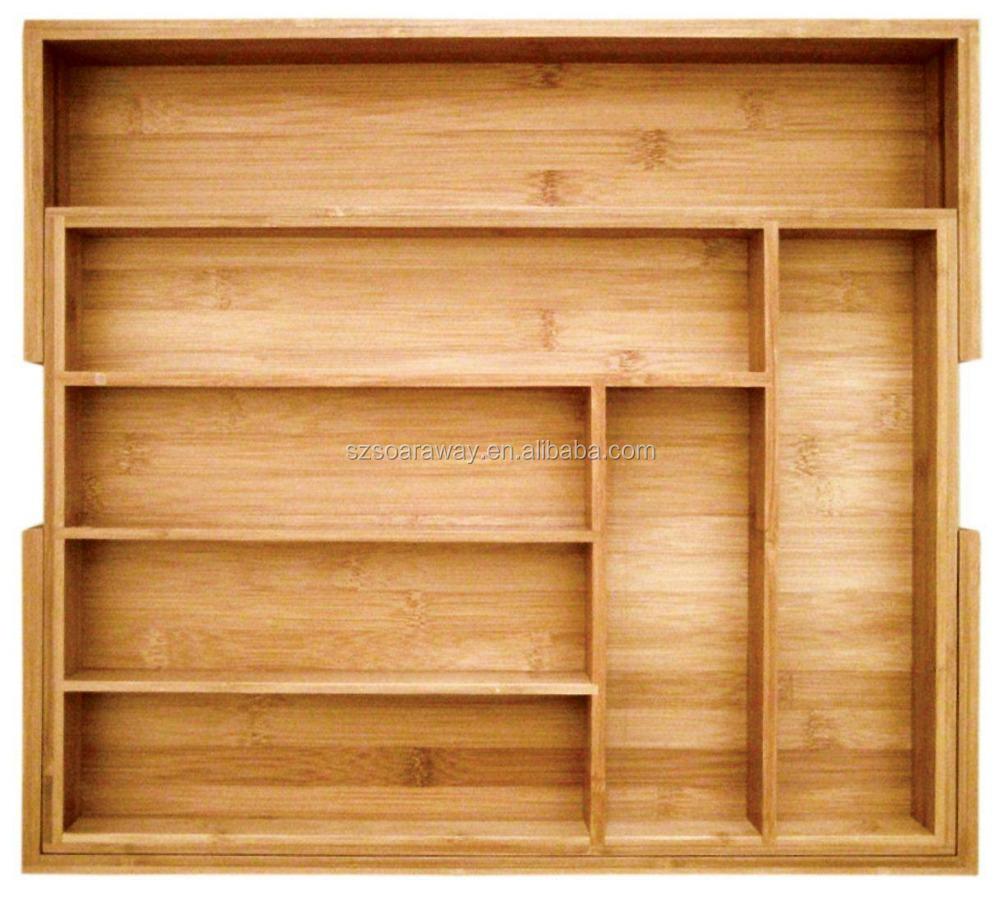 Beautiful Bamboo Drawer Organizer, Bamboo Drawer Organizer Suppliers And, Kitchen  Design