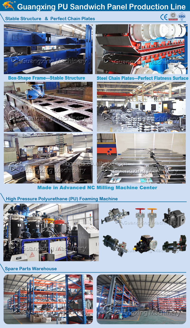 insulation machine parts