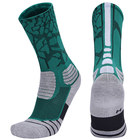 Anti-bacterial Sports Socks Men Compression High Quality New Men Outdoor Sports Elite Basketball Socks Men Cycling Socks Compression Socks Cotton Towel Bottom