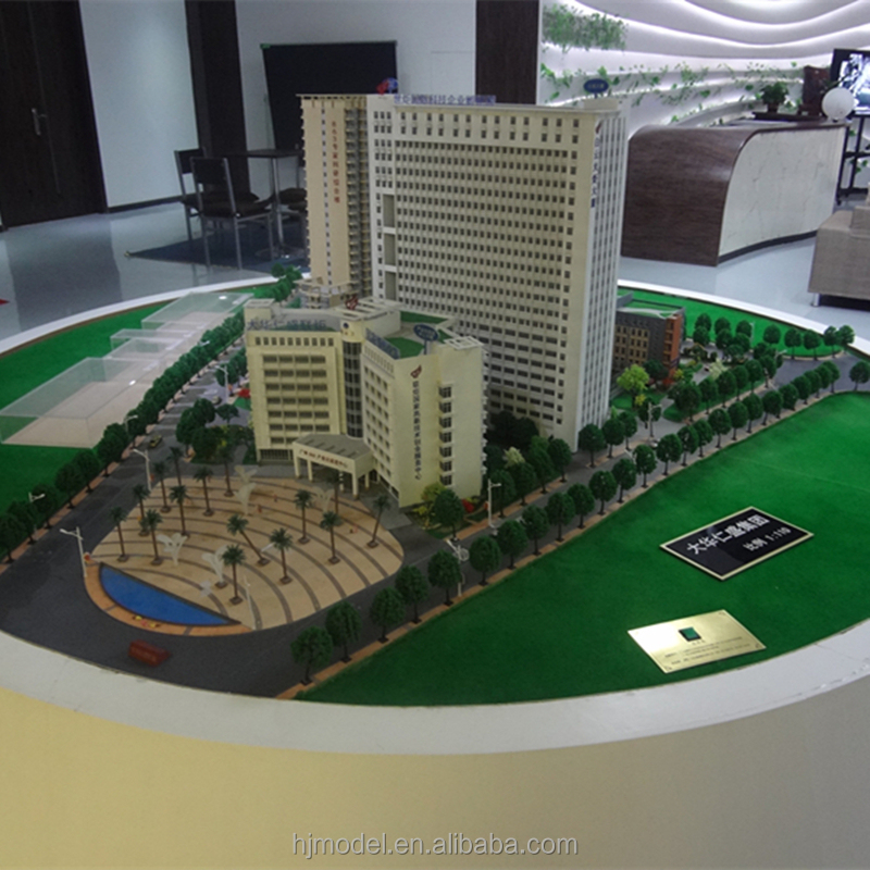 Architectural model materials / architectural building model maker