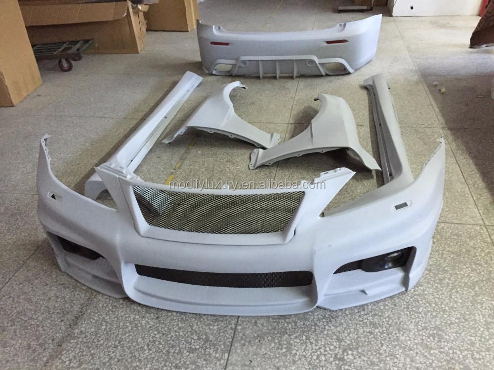 pi ces de voiture fiber de verre wald is300 kit carrosserie pour lexus is300 f buy product on. Black Bedroom Furniture Sets. Home Design Ideas