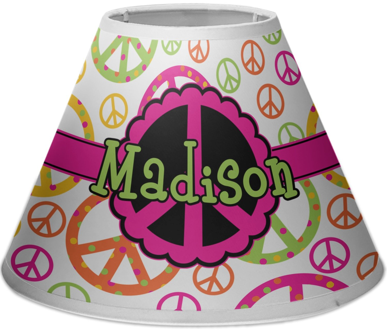 Cheap peace sign lamp find peace sign lamp deals on line at alibaba get quotations peace sign lamp shade medium personalized aloadofball Gallery