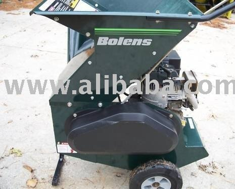 10hp Bolens Wood Chipper Shredder Mulcher 3