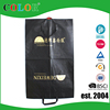 Mens foldable pvc window Garment Bag Suit Cover