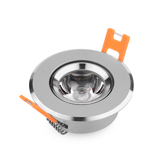 High Quality <strong>Spotlight</strong> 3W High Lumen COB LED Spot 6500K
