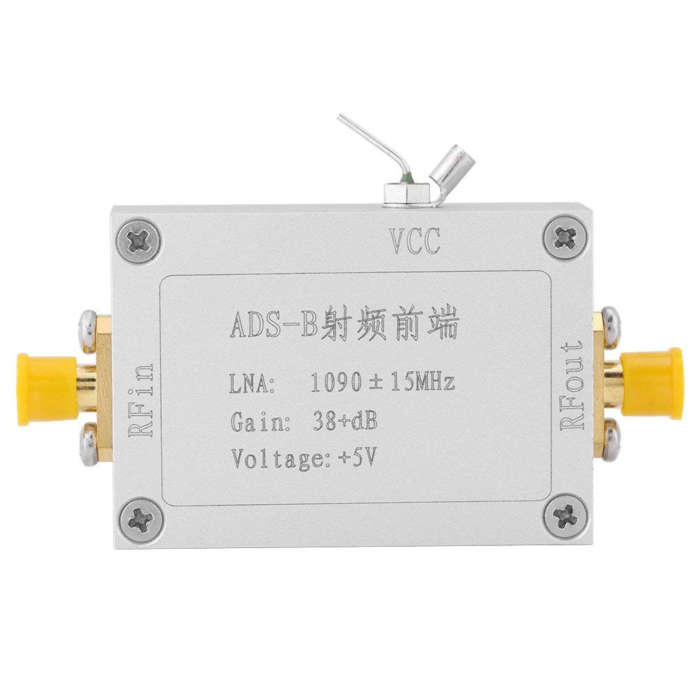 Cheap Low Frequency Amplifier Circuit Find The If Of Radio Npn Get Quotations Hilitand Ads B 1090mhz Rf Preamplifiers Front End Noise 38db