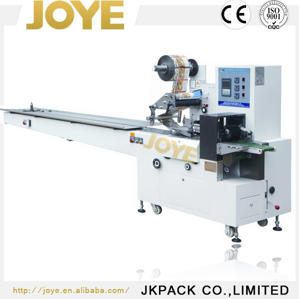 Long-lasting UsingCE Approved JY-300 Toothpaste Pillow Type Packaging System