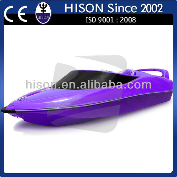 Hison manufacturing brand new river high cost-performance jet boat