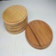 Wholesale high quality round Wood Wooden plaque