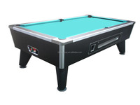 7ft Coin Operated Mini Pool Table With Auto Ball Return