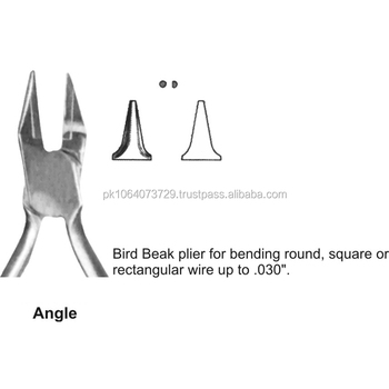 Angle Bird Beak Plier