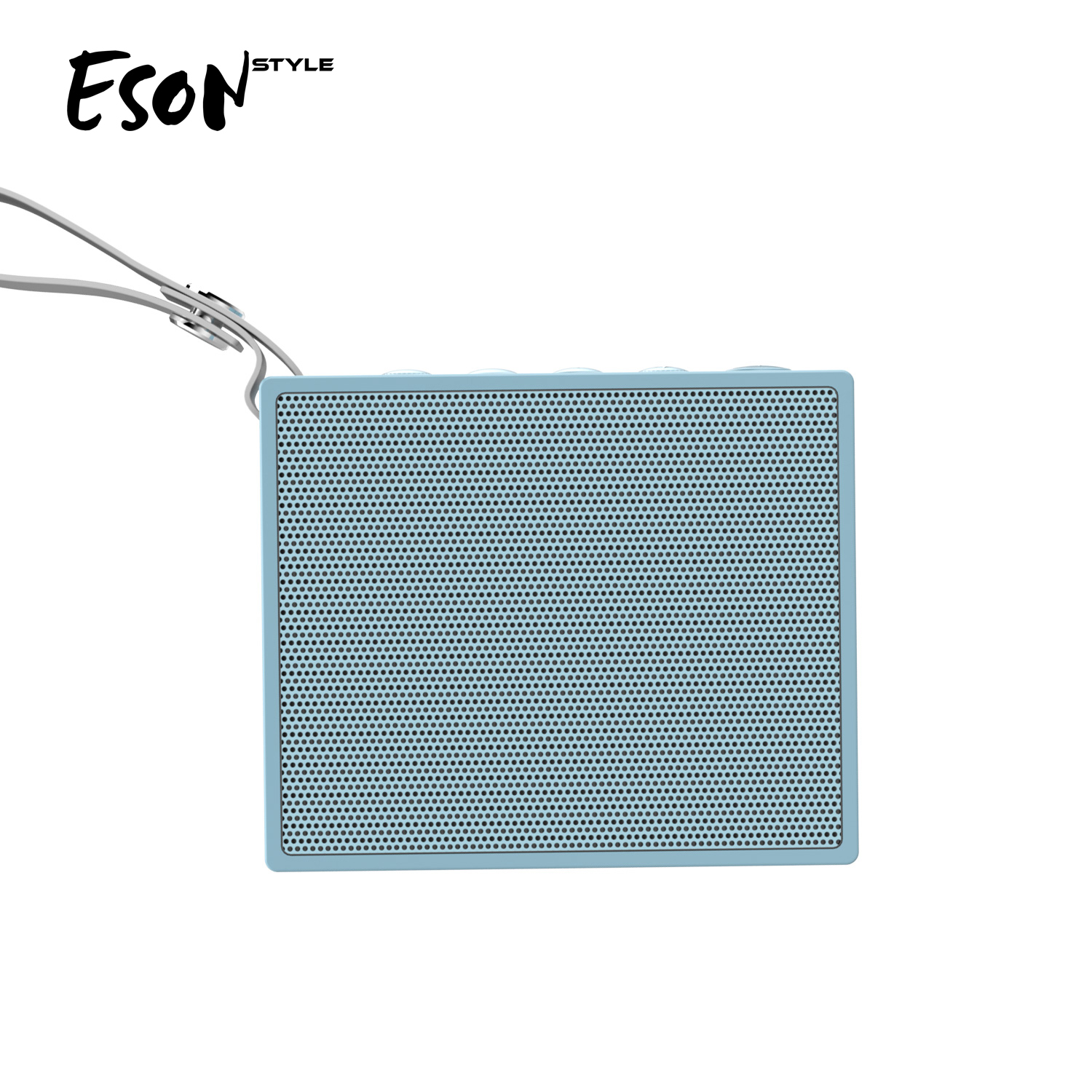 Eson Precision Ind Co Ltd Gaya Top Seller 2019 Tahan Air IPX7 1000 MAh 5 W Outdoor Bluetooth 5.0X9 Subwoofer Speaker