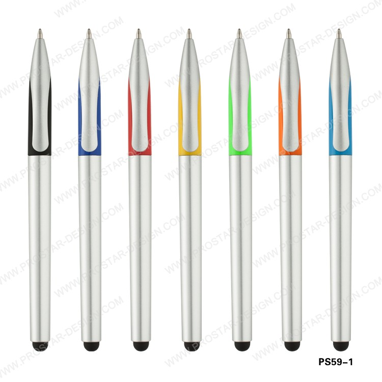 Promotional plastic cheap ball pen