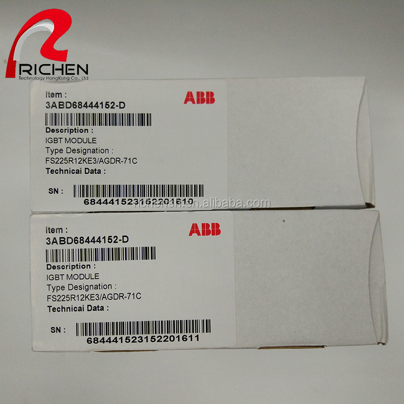 新しい IGBT モジュール FS450R17KE3/AGDR-71C