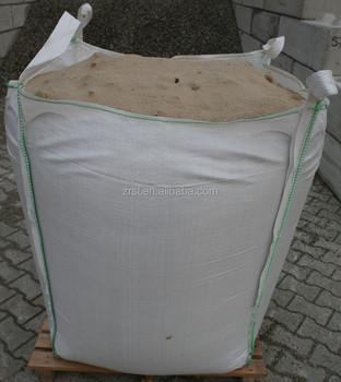 New Pp Big Bag Jumbo Bulk Bag Fibc Manufacturer (for Sand,Building  Material,Chemical,Fertilizer,Flour,Direct Factory Ph188 - Buy 6:1 Safety  Factor