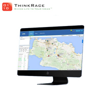 Cheap vehicle tracking gps tracking software platform gps tracking systems gps tracker by Thinkrace