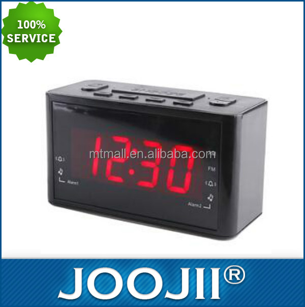 Digital Am/fm Pll Radio With Clock