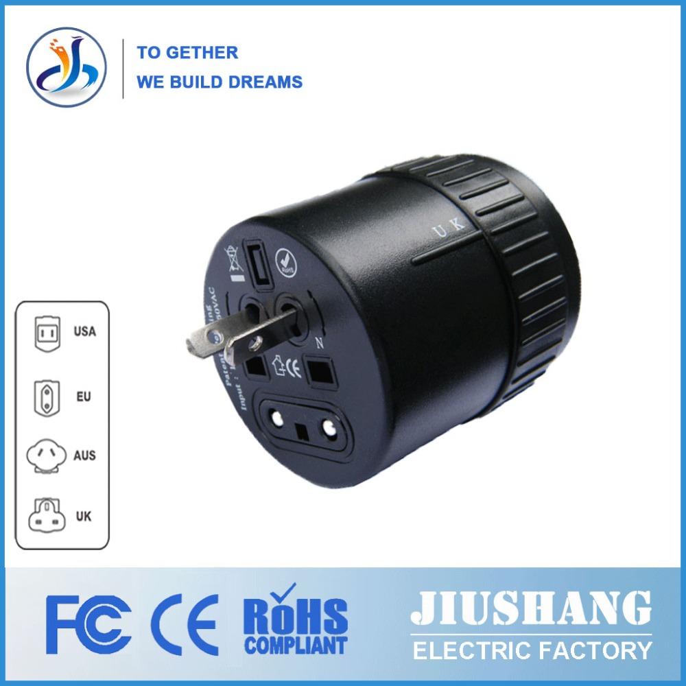 Alibaba CO UK Most Popular Rotary Type Plug Multifunctional Conversion Socket