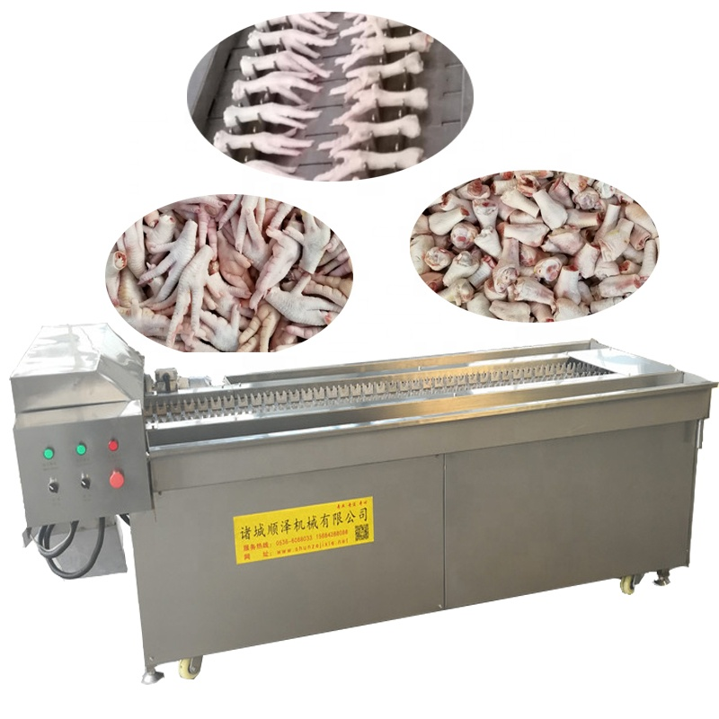 <strong>chicken</strong> <strong>feet</strong> <strong>processing</strong> machine <strong>chicken</strong> <strong>feet</strong> cutting machine Factory direct selling price