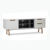 Scandinavian simple designwooden tv cabinet