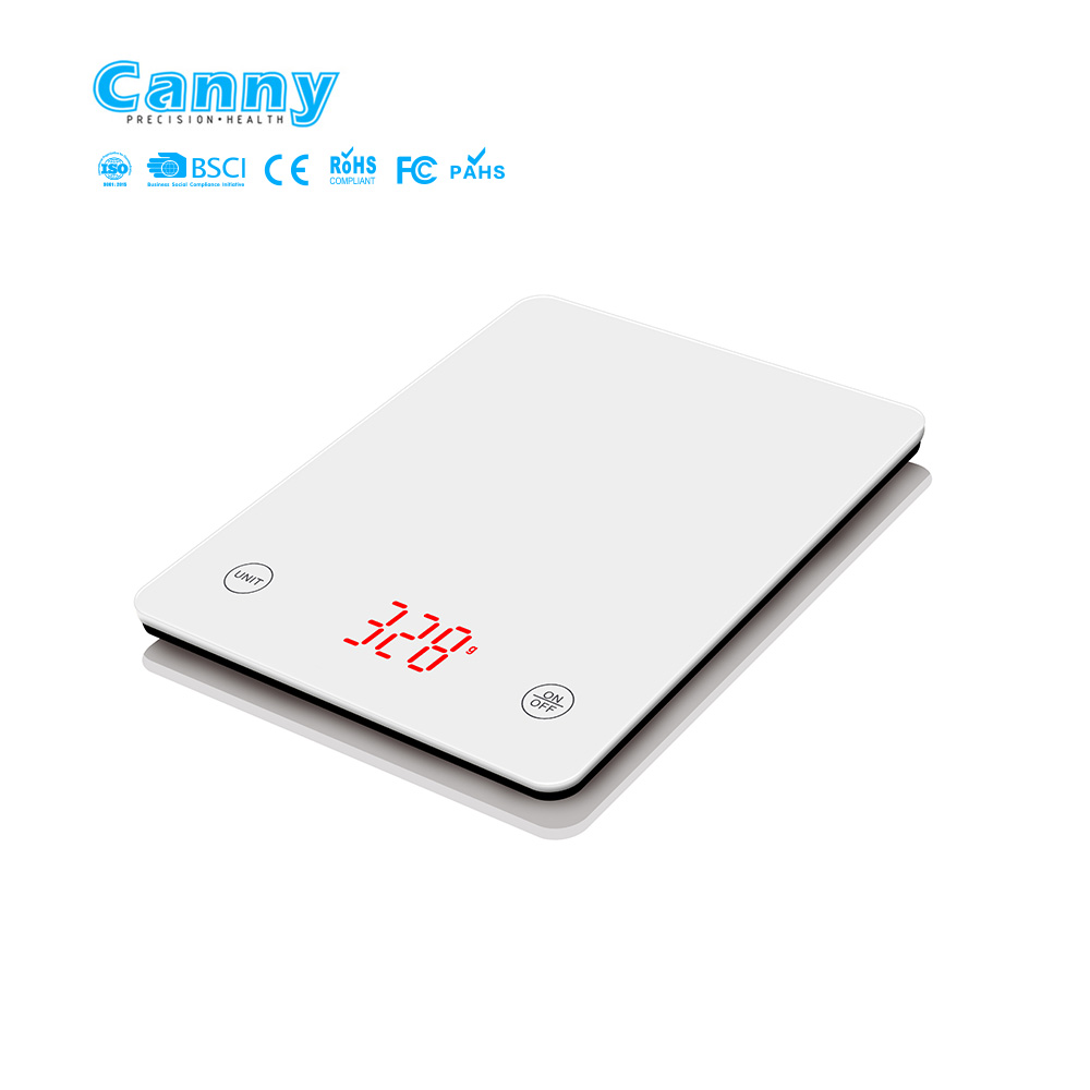 5kg Canny Household Electronic Digital Food Diet Weighing Nutrition Bluetooth Kitchen Scale CK650BT